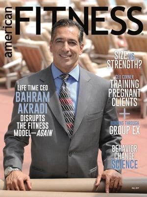 American Fitness Magazine Fall 2017