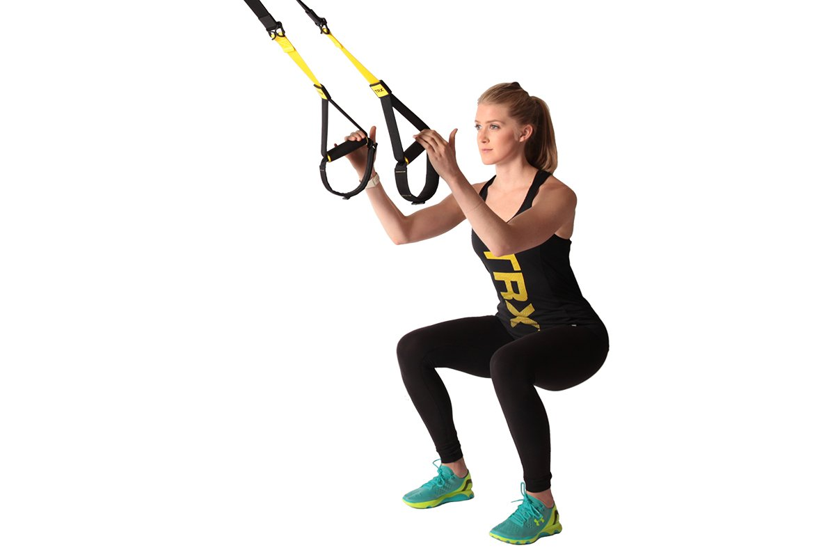 Assisted Squat