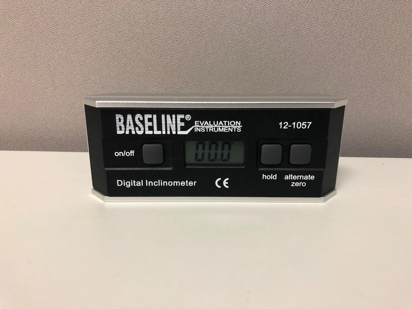 Baseline Digital Inclinometer - blog