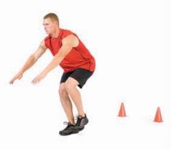 Single Leg Hop to Stabilization