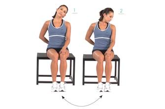 Lengthen/static stretch