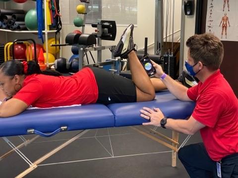 Smartphone Inclinometer Application Active Knee Flexion - blog