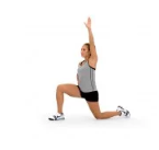 Static Stretch Hip Flexors