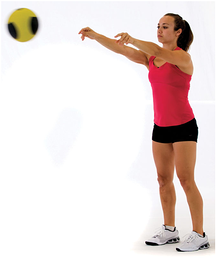 Weighted Ball Throw