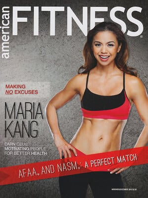 american fitness magazine winter 2015 cover