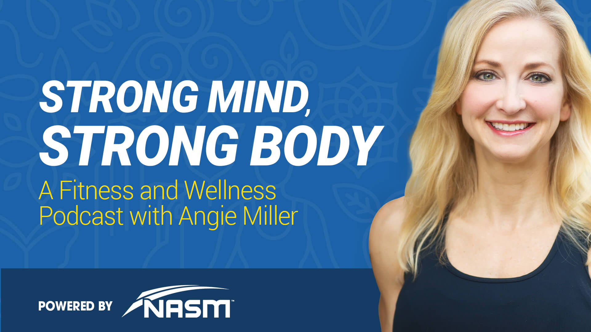 Strong Mind. Strong Body Podcast Ruba Ali