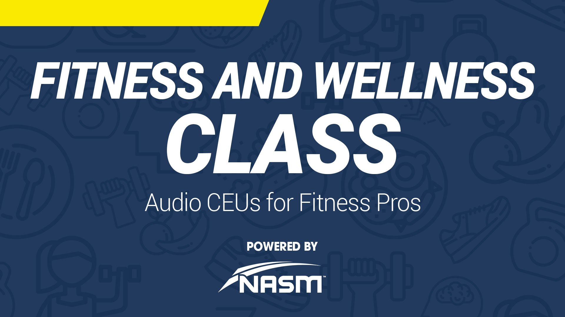 Fitness and Wellness Podcast