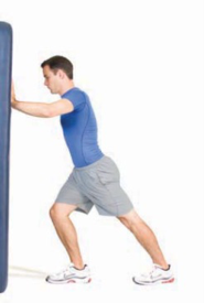 Static Stretch: Calves