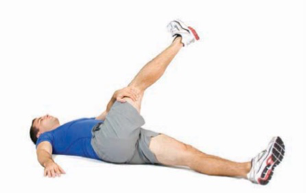 Static Stretch: Hamstrings (Biceps Femoris)