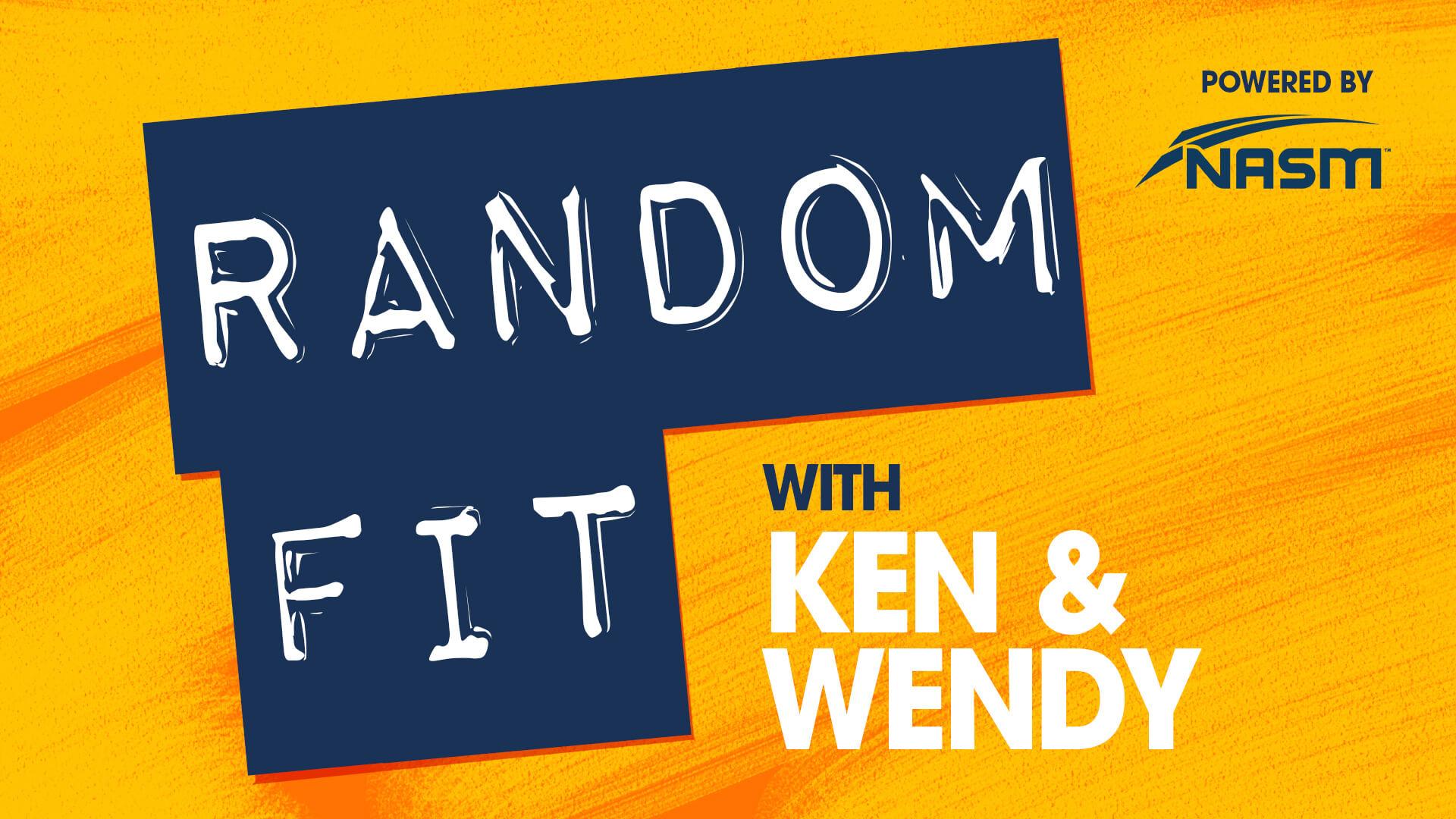 Random Fit Podcast